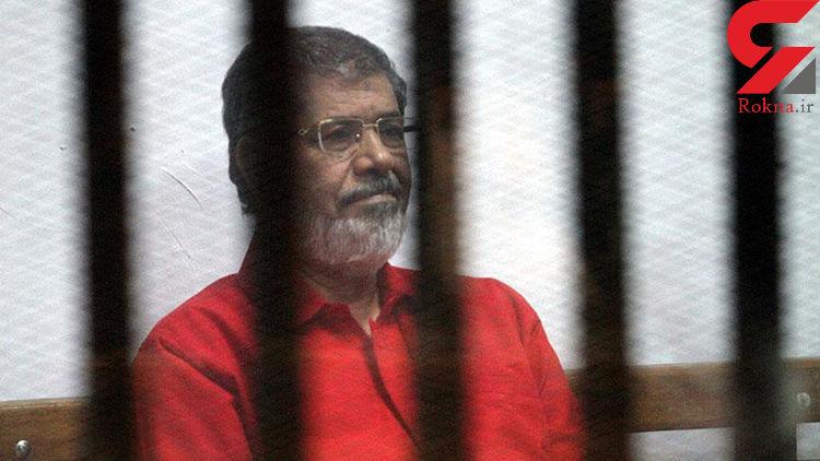 پسر محمد مرسی همانند پدرش سکته قلبی کرد و درگذشت