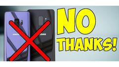 خطر بیخ گوش شرکت گوشی های سامسونگ!
