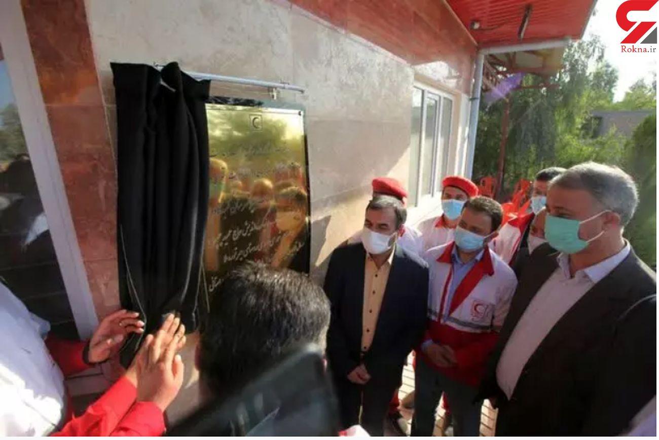 پایگاه امدادونجات «ایمر» گنبدکاووس افتتاح شد