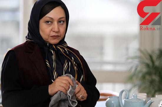 بازیگر پیشکسوت ایرانی از همـدلی بـا متولـدین دهـه 60 میگوید +عکس