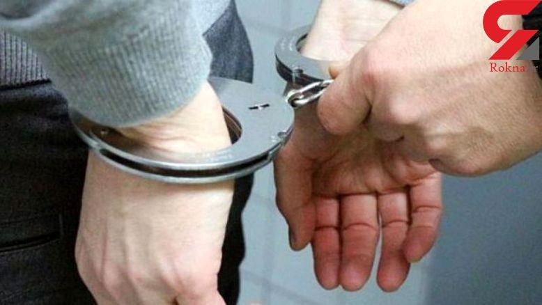 دستگیری 16 سوداگر مرگ در نیکشهر
