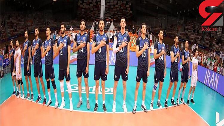 جزئیات برخورد پلیس شیکاگو با والیبالیست های ایرانی