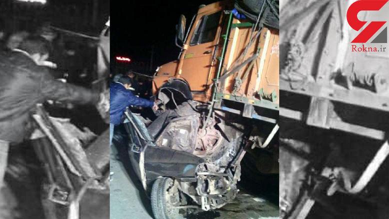 کشته شدن پنج نفر در سانحه رانندگی جاده رباط اردکان به طبس