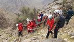 جسد مرد کوهنورد در ارتفاعات کاشمر پیدا شد