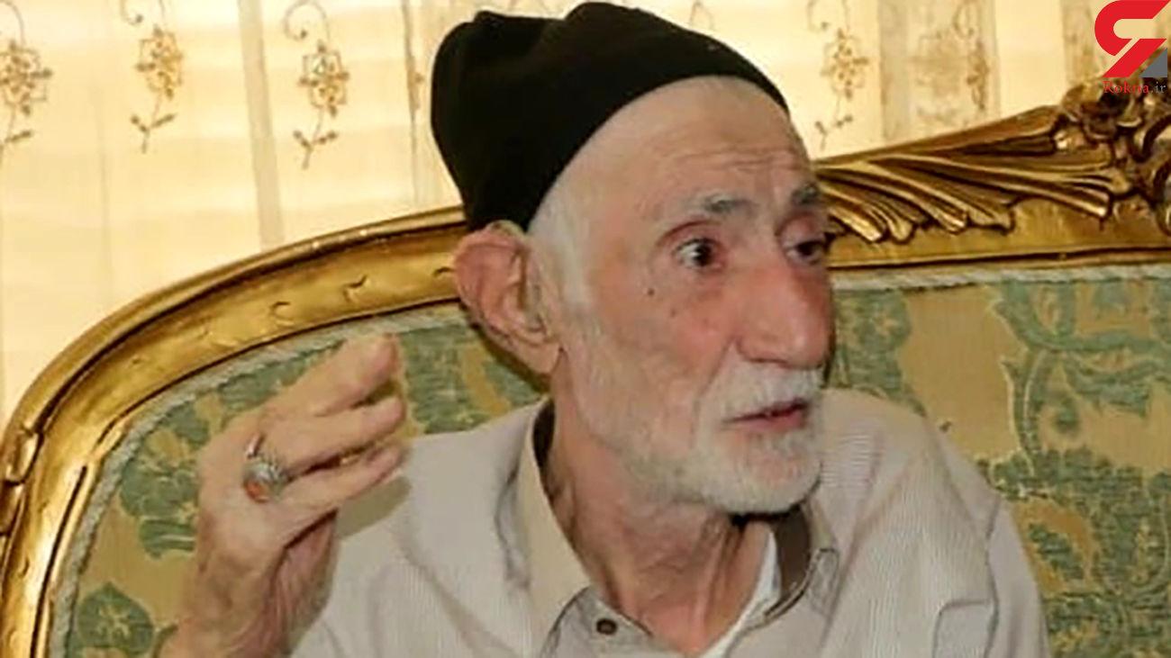 محمد خراطی درگذشت + عکس