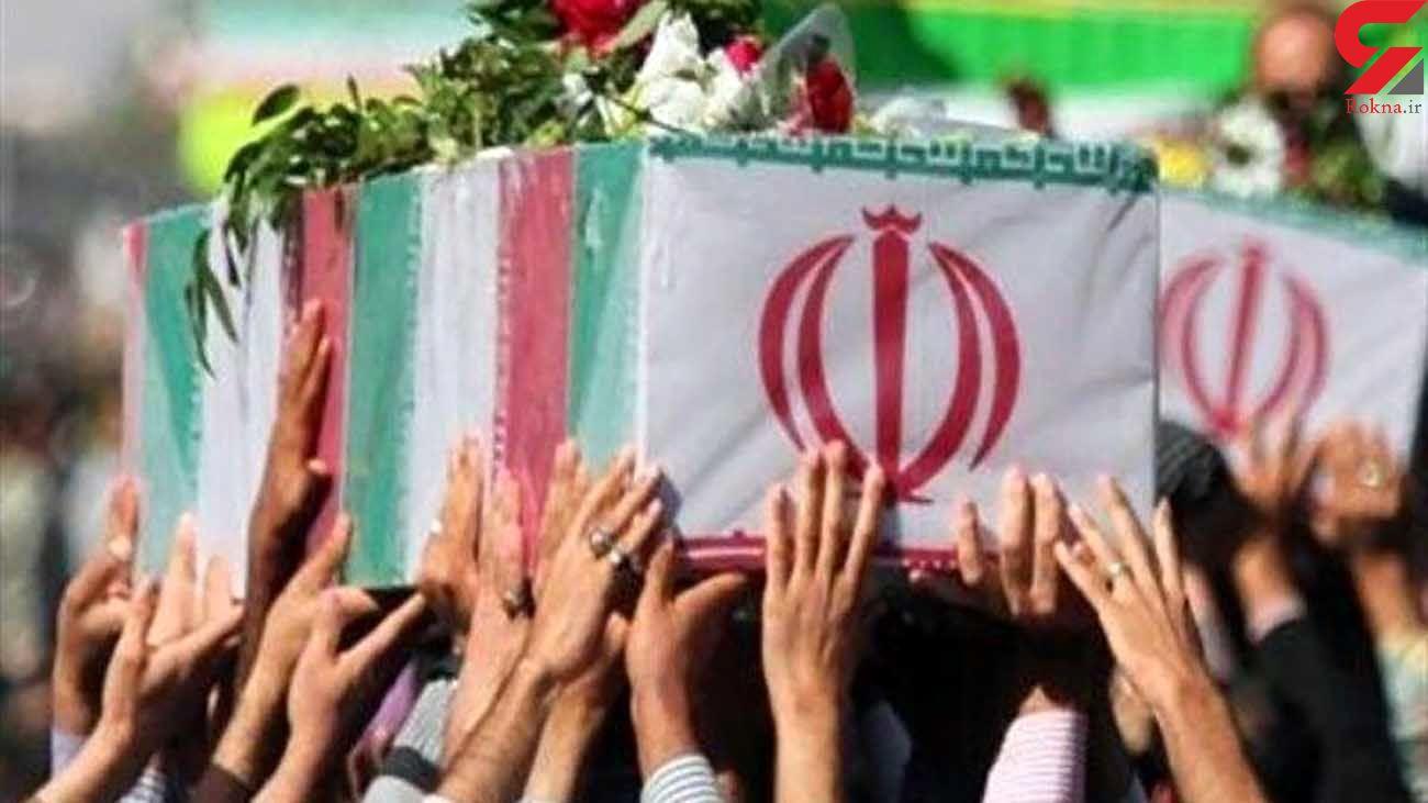 فیلم تلخ از کشف اجساد 7 سپاهی ایرانی در سوریه! + اسامی شهدا