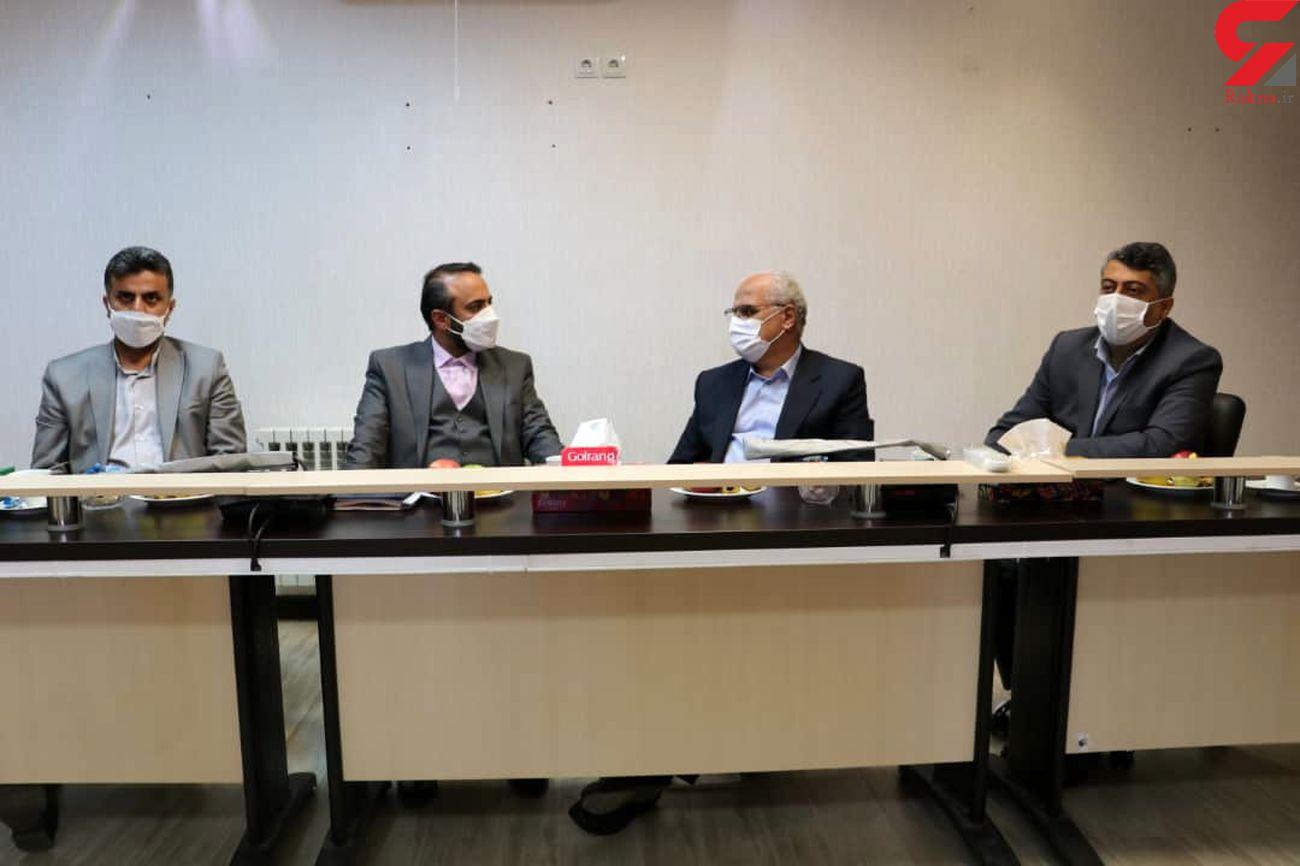 تقویت تعاملات دوجانبه بین سازمان منطقه آزاد و شهرداری بندر کیاشهر