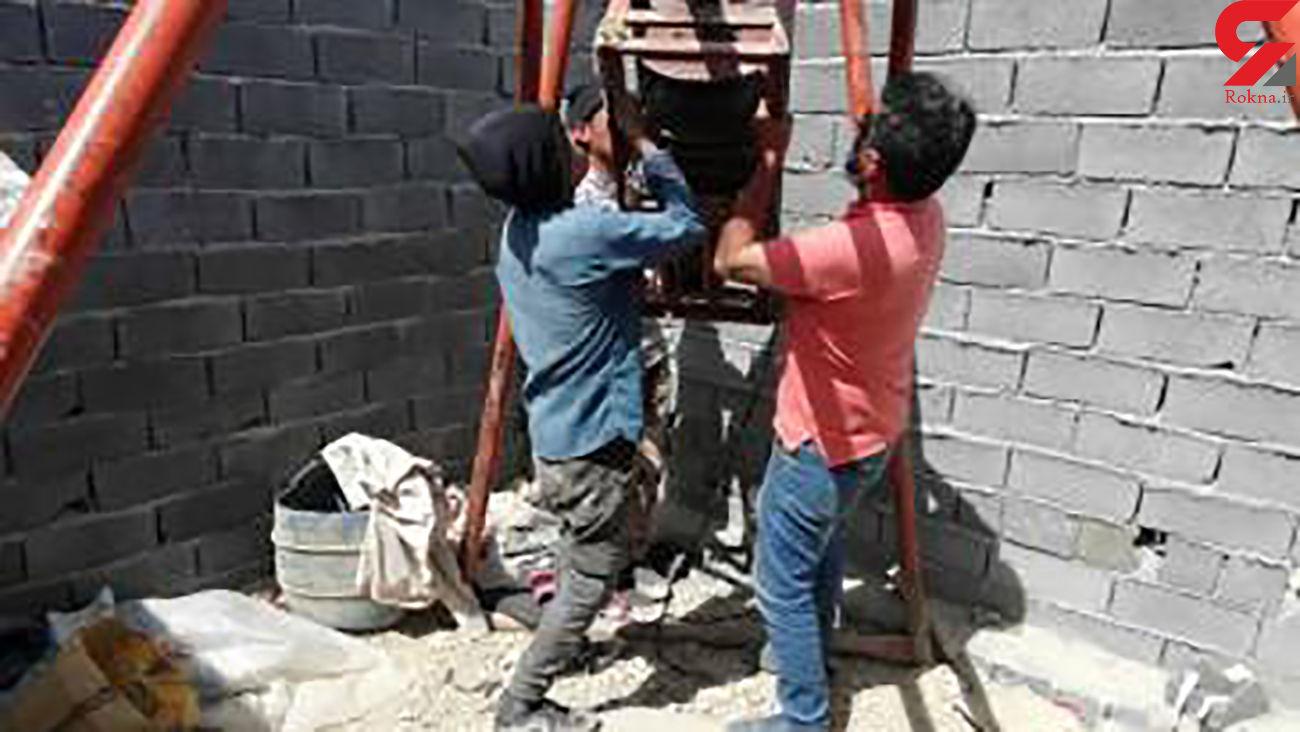توقیف دستگاه های  ادوات حفاری غیر مجاز در دماوند