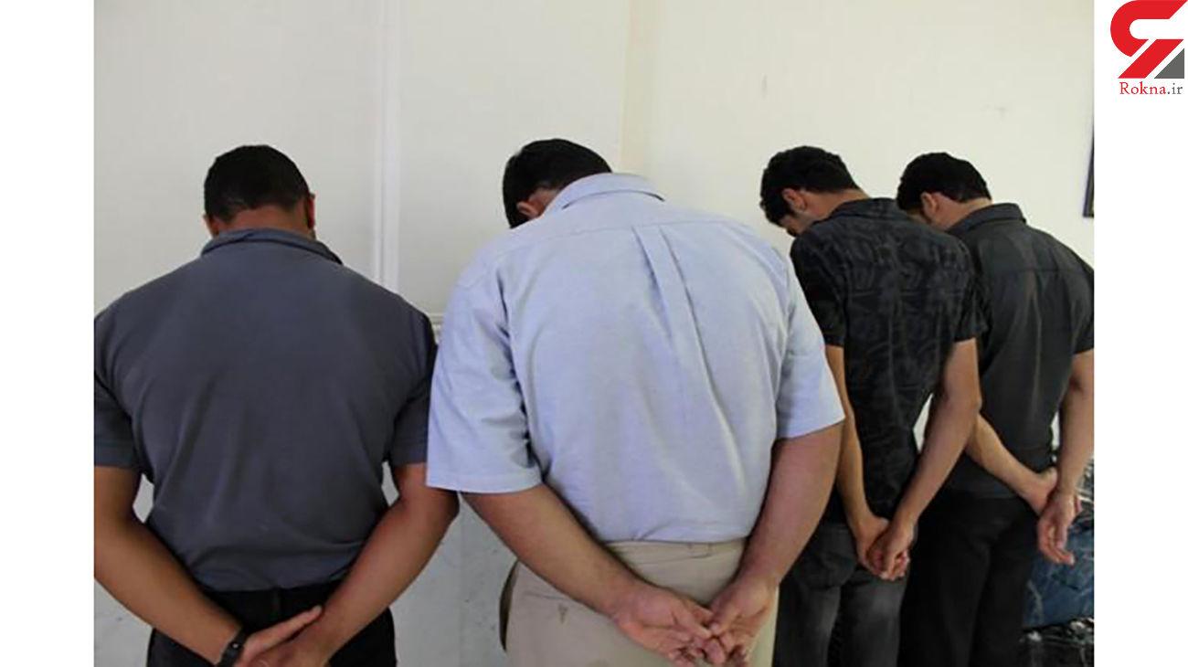 دستگیری 19 قمار بار در شفت
