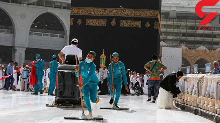 ثبت 119 مورد ابتلای جدید به کرونا در عربستان سعودی