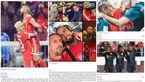 خداحافظی بایرنیها با ویدال در شبکههای اجتماعی +عکس ها