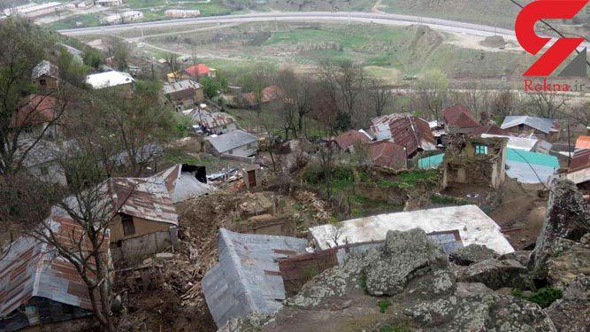 علت حادثه وحشتناک رانش سنگ در سواد کوه اعلام شد + فیلم و عکس