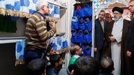بازدید سر زده آیت الله رئیسی از زندان مرکزی کرج + عکس ها
