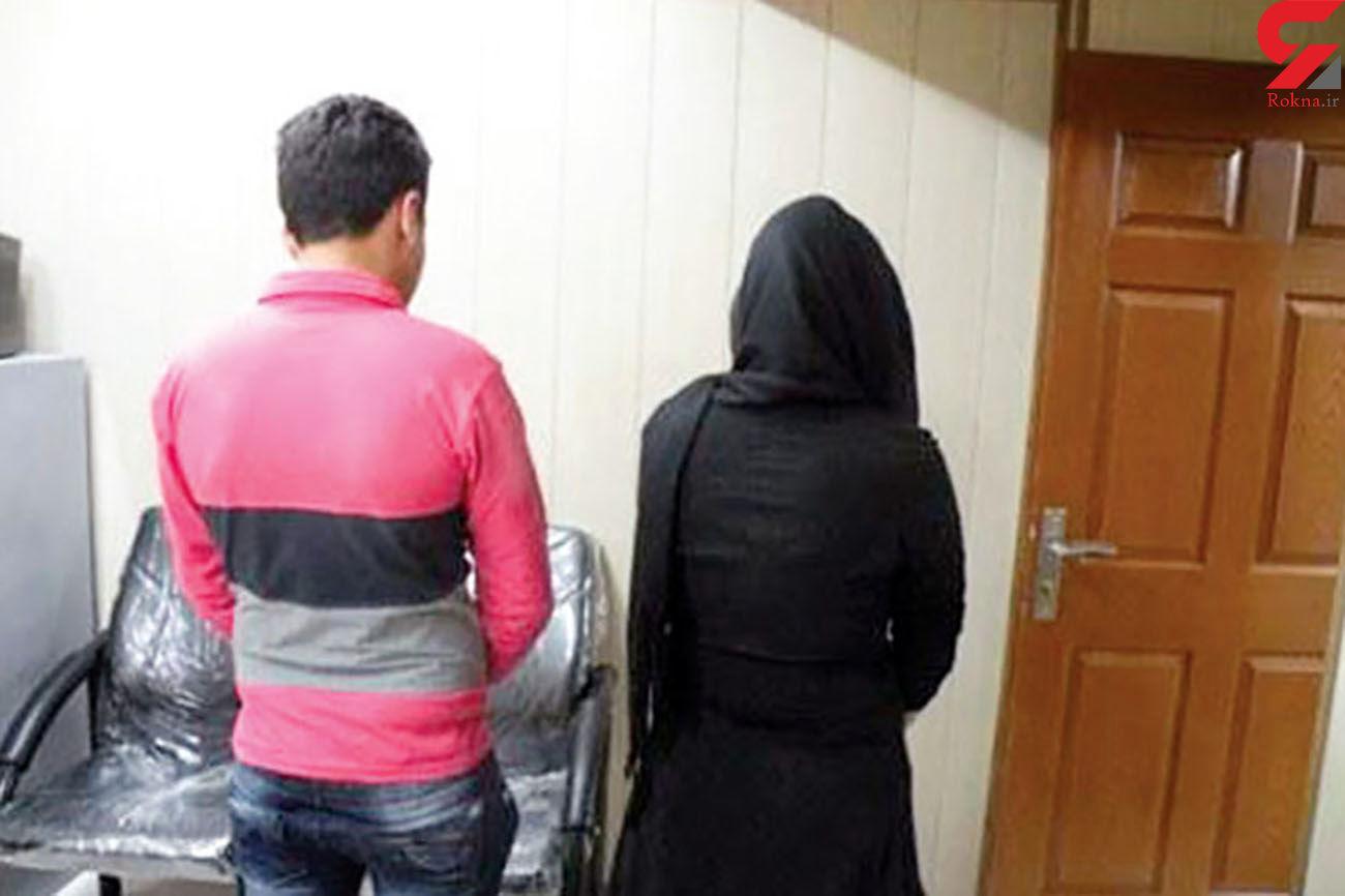 عکس زن و مردی که اردبیل را نا امن کرده بودند + جزییات