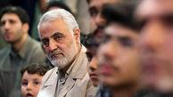 سرلشکر سلیمانی: مردم ایران به خوزستان و لرستان بدهکارند / برای کاهش خسارات احتمالی سیل در خدمت مردم هستیم