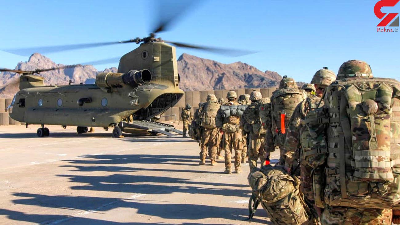 خروج نظامیان آمریکایی پس از 20 سال از افغانستان