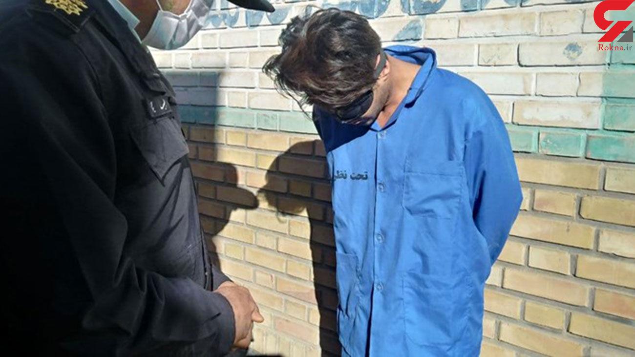 دستگیری سارق دو میلیاردی در اسفراین / دزدان از بالکن سراغ مالباخته ها می رفتند