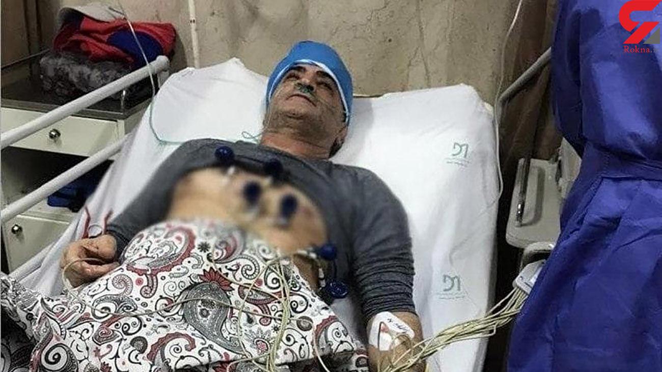 محمد بنا کرونای شدید گرفت / برای او دعا کنید  + عکس