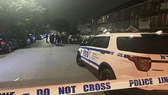 حمله زن چاقوکش به یتیم خانه + عکس
