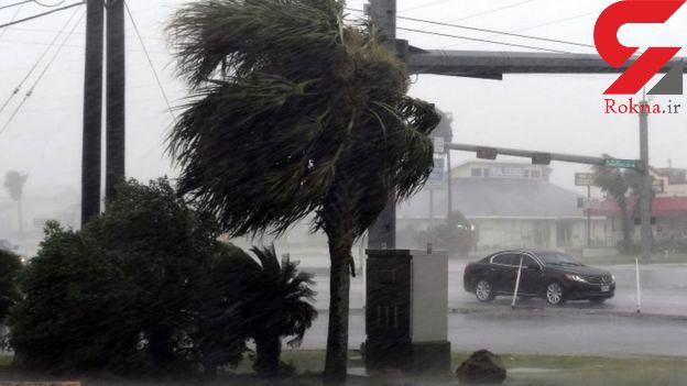 طوفان مرگبار در شرق ایالت تگزاس