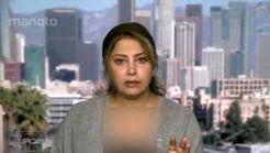 بی حجاب شدن بازیگر  زن ایرانی جلوی دوربین + فیلم و عکس