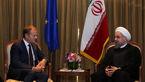 آمادگی اتحادیه اروپا برای همکاری با ایران در چارچوب توافق برجام