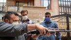 فیلم بازسازی صحنه قتل شهرک پردیس کرمانشاه / توصیه قاتل چه بود + عکس