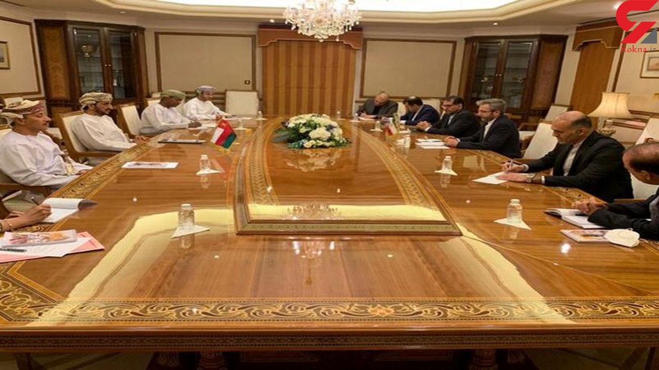 رایزنی معاونین وزرای خارجه ایران و عمان در مسقط