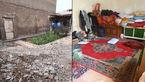 سوختن پسر نوجوان خانواده اش را فقیر کرد / پلیس اهوازی فرشته شد + عکس ها