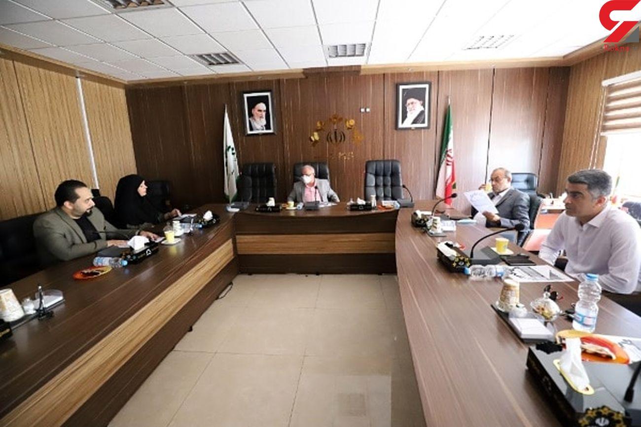 جلسه هم اندیشی برگزاری دومین جشنواره رسانه و مدیریت شهری شورا