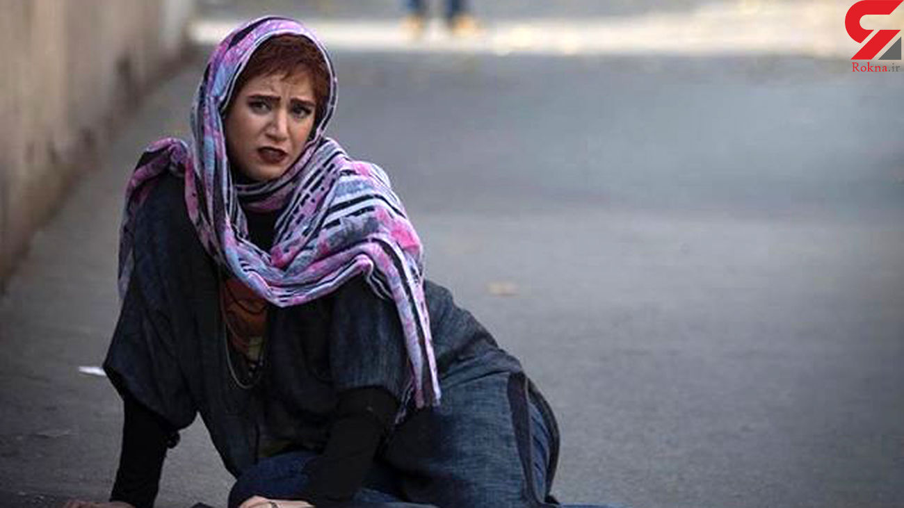 عکس یادگاری خانم بازیگر از فیلمی که منتشر نشده است / کاش کرونا آروم بگیره