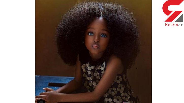 عکس های زیباترین کودک جهان