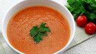 سوپ زنجبیل مخصوص شب های سرد زمستانی