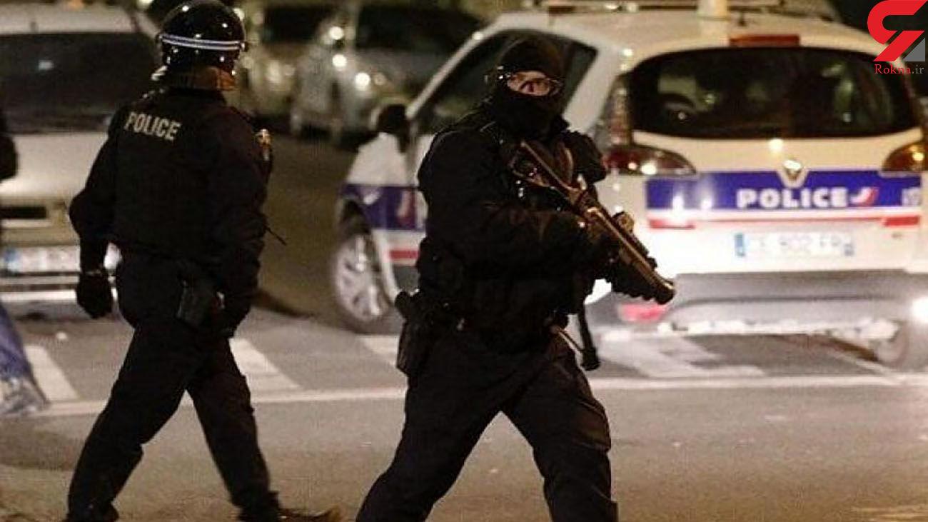 تیراندازی در فرانسه با ۵ کشته و زخمی/ یک اداره پست طعمه حریق شد