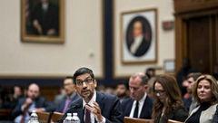 """احضار مدیرعامل گوگل بخاطر ارتباط بین واژههای """"احمق"""" و """"ترامپ"""" به کنگره"""