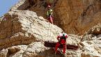 نجات جان جوان 20 ساله کهگیلویه ای در ارتفاعات