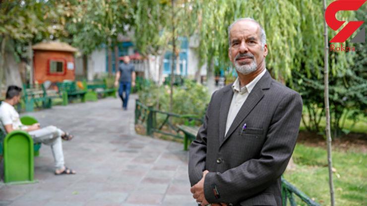 این مرد نامه رسان عاشقانه های تهرانی ها بود!