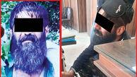 عکس / این مرد در ایران قاتل اجاره ای است / مزاحم زنم را به او سپردم !