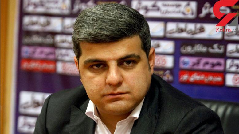 حمله خمارلو به عرب: مدیر عامل پرسپولیس حتی اسم بازیکنان را هم نمیدانست! + عکس