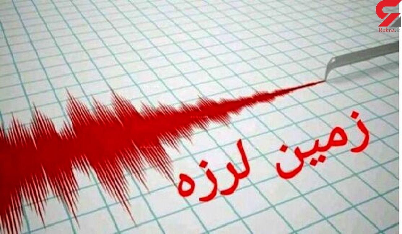 جزئیات زلزله تهران / 4 ریشتر در عمق 8 کیلومتری زمین