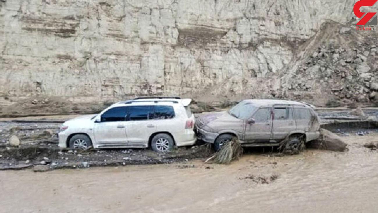 بلعیده شدن 50 کیلومتر جاده نطنز + جزییات