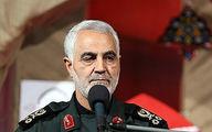 رکورد عجیب سردار سلیمانی در محبوب ترین چهره ایرانی / خارجی ها اعلام کردند