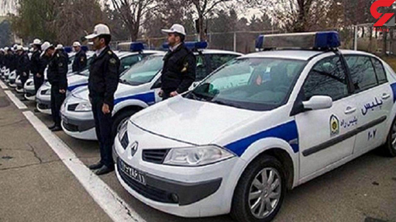 جریمه 220 میلیارد ریالی رانندگان متخلف در کرمانشاه
