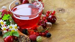 چای نشاط آور عصرهای پاییز