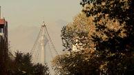 تجمع آلایندهها در هوای تهران