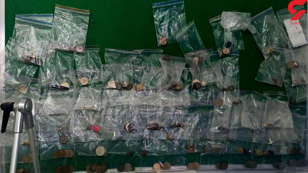 بچه ها این اجسام را بلعیدند + عکس
