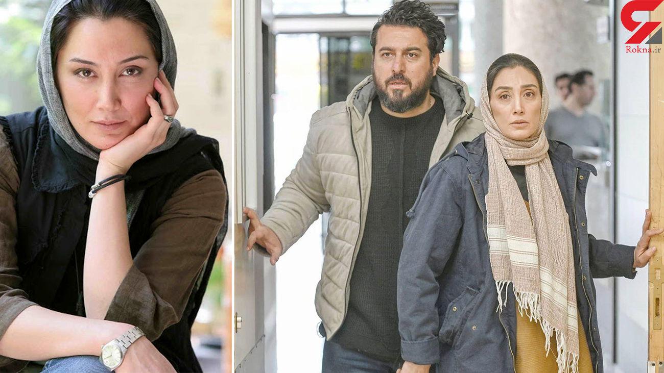 """همسر هدیه تهرانی در """"هم گناه"""" تولدش را تبریک گفت + عکس"""