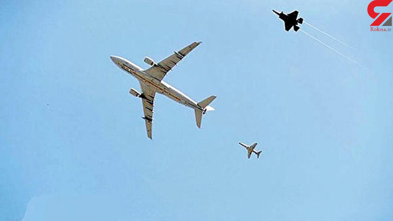 وضعیت وخیم یکی از مسافران حادثه پرواز ماهان + فیلم