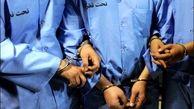 دستگیری شاهین و مرتضی در شمال تهران / 90 زن و مرد را آزار داده بودند