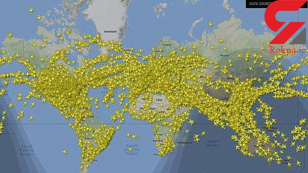 عجیبترین رکوردی که از پرواز هواپیماها در یک روز ثبت شد!